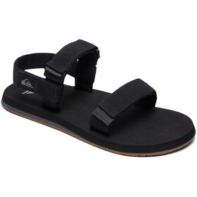Quiksilver Monkey Caged Sandals Men black/grey/brown